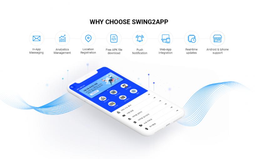 New Swing2App: Launching Beta Service Globally