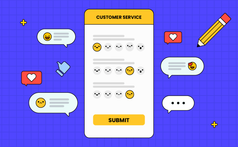 Creating survey for your app